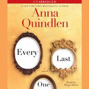 Every Last One by  Anna Quindlen audiobook