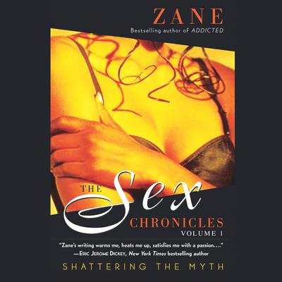 The Sex Chronicles by Zane audiobook