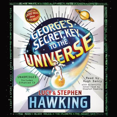 George's Secret Key to the Universe by Stephen Hawking audiobook
