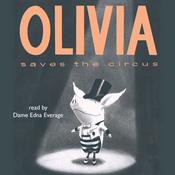 Olivia Saves the Circus by  Ian Falconer audiobook