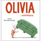 Olivia... and the Missing Toy by  Ian Falconer audiobook