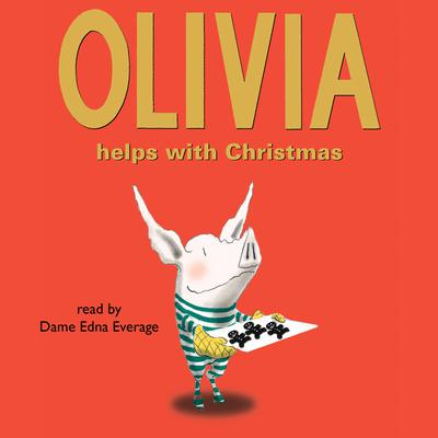 Olivia Helps with Christmas by Ian Falconer audiobook