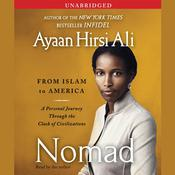 Nomad by  Ayaan Hirsi Ali audiobook