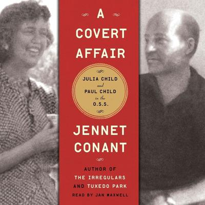 A Covert Affair by Jennet Conant audiobook