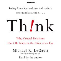 Think! by Michael R. LeGault audiobook
