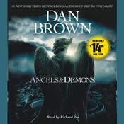 Angels & Demons by  Dan Brown audiobook