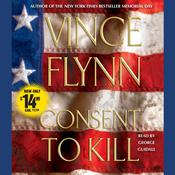 Consent to Kill by  Vince Flynn audiobook
