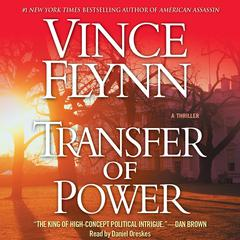 Transfer of Power by Vince Flynn audiobook