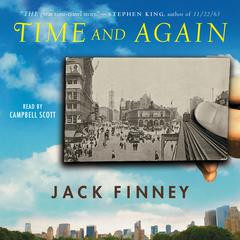 Time and Again by Jack Finney audiobook