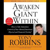 Awaken The Giant Within by  Tony Robbins audiobook