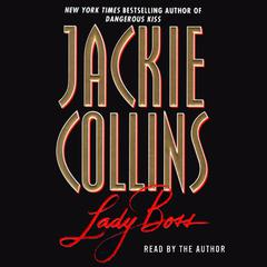 Lady Boss by Jackie Collins audiobook
