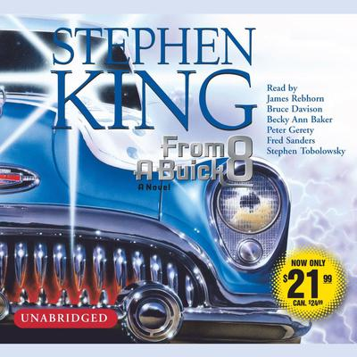 From A Buick 8 by Stephen King audiobook