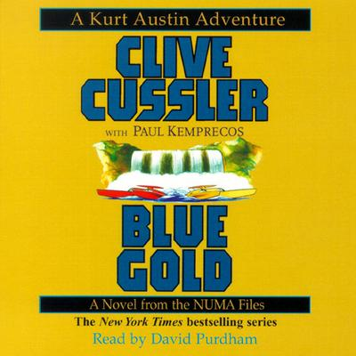 Blue Gold by Clive Cussler audiobook