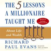 Five Lesson a Millionaire Taught Me by  Richard Paul Evans audiobook
