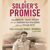 A Soldier's Promise by  First Sergeant Daniel Hendrex audiobook