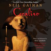 Coraline by  Neil Gaiman audiobook