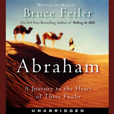 Abraham by Bruce Feiler audiobook