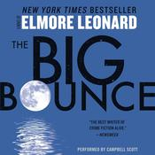 The Big Bounce by  Elmore Leonard audiobook