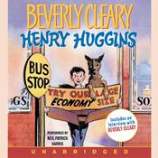 Henry Huggins by  Beverly Cleary audiobook