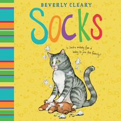 Socks by Beverly Cleary audiobook