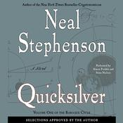 Quicksilver by  Neal Stephenson audiobook
