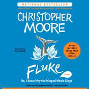 Fluke by  Christopher Moore audiobook