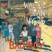 Bad Boy by  Walter Dean Myers audiobook