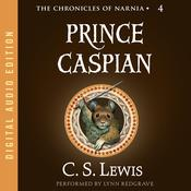 Prince Caspian by  C. S. Lewis audiobook