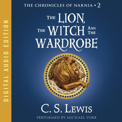 The Lion, the Witch and the Wardrobe by C. S. Lewis audiobook