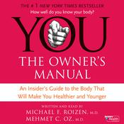YOU: The Owner's Manual by  Michael F. Roizen MD audiobook