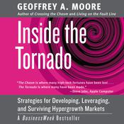 Inside the Tornado by  Geoffrey A. Moore audiobook