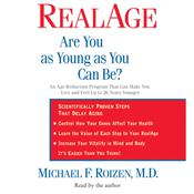 RealAge by  Michael F. Roizen MD audiobook