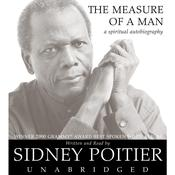 The Measure of a Man by  Sidney Poitier audiobook