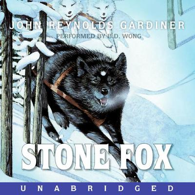 Stone Fox by John Reynolds Gardiner audiobook
