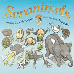 Scranimals by Jack Prelutsky audiobook