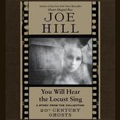 You Will Hear the Locust Sing by  Joe Hill audiobook