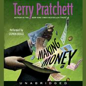 Making Money by  Sir Terry Pratchett audiobook