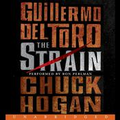The Strain by  Guillermo del Toro audiobook