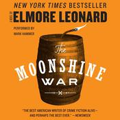 The Moonshine War by  Elmore Leonard audiobook