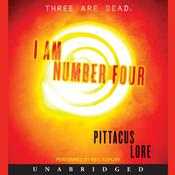 I Am Number Four by  Pittacus Lore audiobook