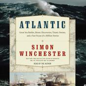 Atlantic by  Simon Winchester audiobook