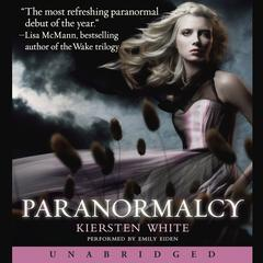 Paranormalcy by Kiersten White audiobook