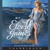 A Kiss at Midnight by  Eloisa James audiobook