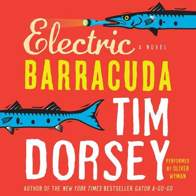 Electric Barracuda by Tim Dorsey audiobook