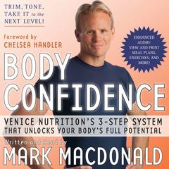 Body Confidence by Mark Macdonald audiobook