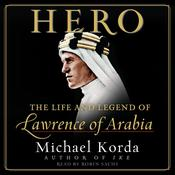 Hero by  Michael Korda audiobook