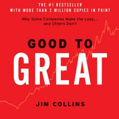 Good to Great by Jim Collins audiobook
