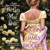 The Lady Most Likely... by  Eloisa James audiobook