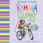 Ramona Quimby, Age 8 by  Beverly Cleary audiobook