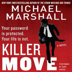 Killer Move by Michael Marshall audiobook